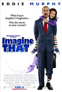 Imagine That (2009) 1080p Poster