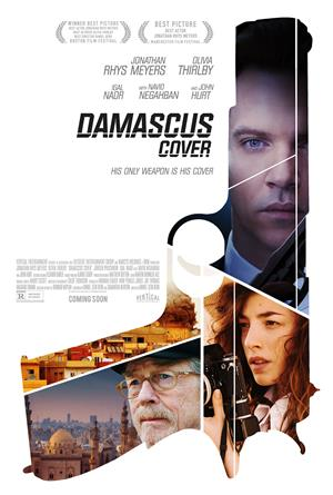 Damascus Cover (2018) Poster