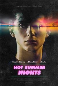 Hot Summer Nights (2018) 1080p Poster