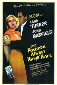 The Postman Always Rings Twice (1946) 1080p Poster