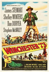 Winchester '73 (1950) 1080p Poster
