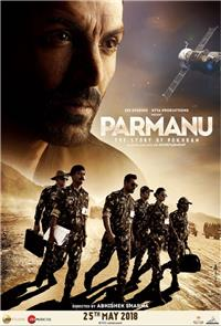 Parmanu: The Story of Pokhran (2018) Poster