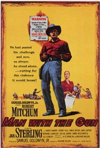 Man with the Gun (1955) 1080p Poster