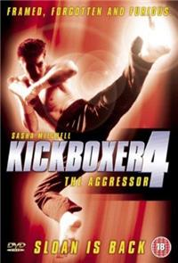 Kickboxer 4: The Aggressor (1994) 1080p Poster
