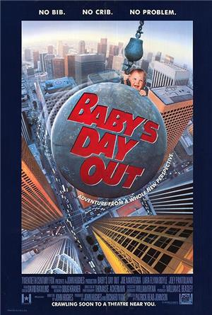 Baby's Day Out (1994) 1080p Poster