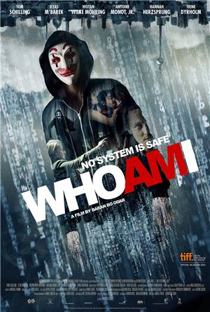 Who Am I (2014) 1080p Poster