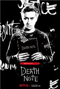 Death Note (2017) 1080p Poster