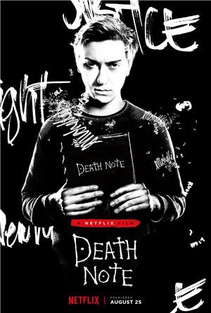 Death Note (2017) Poster