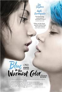 Blue Is the Warmest Color (2013) 1080p Poster
