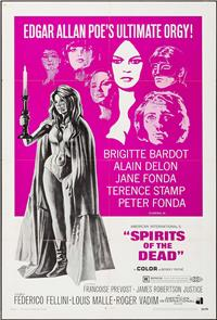 Spirits of the Dead (1968) Poster