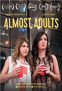 Almost Adults (2016) 1080p Poster