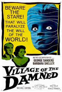 Village of the Damned (1960) Poster