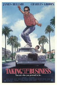 Taking Care of Business (1990) 1080p Poster