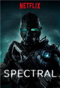 Spectral (2016) 1080p Poster