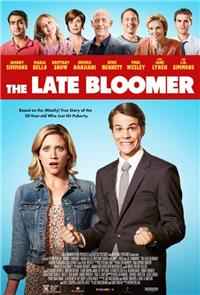 The Late Bloomer (2016) 1080p Poster