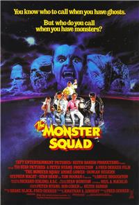 The Monster Squad (1987) Poster