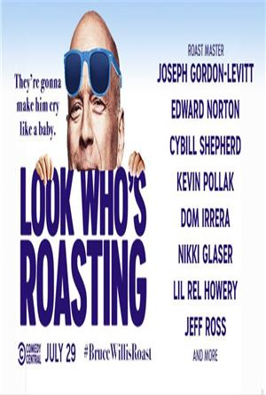 Comedy Central Roast of Bruce Willis (2018) 1080p Poster