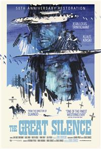 The Great Silence (1968) Poster