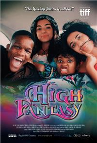 High Fantasy (2017) 1080p Poster