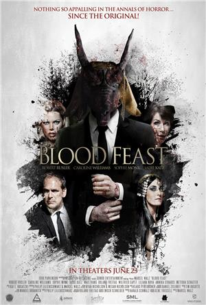 Blood Feast (2017) 1080p Poster
