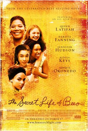 The Secret Life of Bees (2008) 1080p Poster