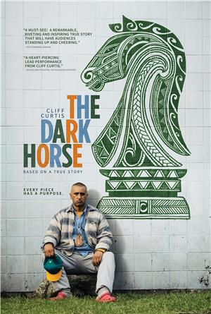 The Dark Horse (2014) 1080p Poster