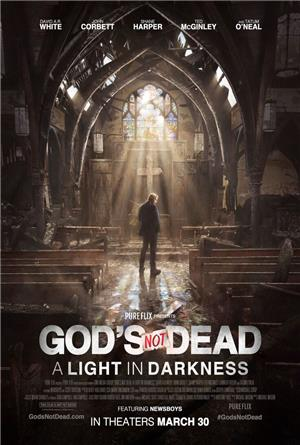 God's Not Dead: A Light in Darkness (2018) Poster