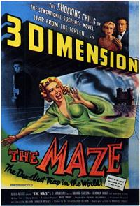 The Maze (1953) 1080p Poster