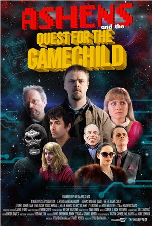 Ashens and the Quest for the Gamechild (2013) Poster