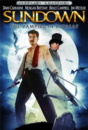 Sundown: The Vampire in Retreat (1989) 1080p Poster
