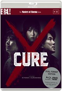 Cure (1997) 1080p poster