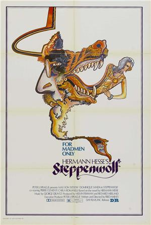 Steppenwolf (1974) 1080p Poster