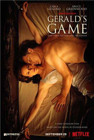 Gerald's Game (2017) 1080p Poster
