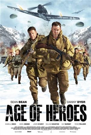 Age of Heroes (2011) Poster