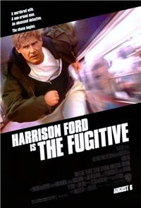 The Fugitive (1993) 1080p poster