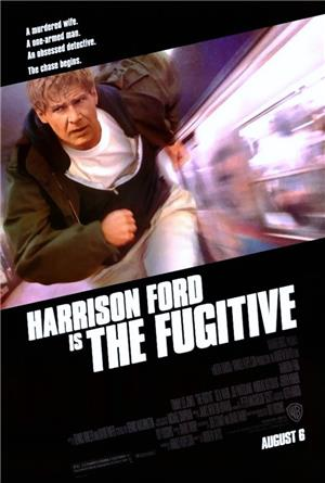 The Fugitive (1993) Poster
