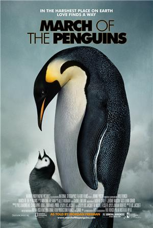 March of the Penguins (2005) Poster