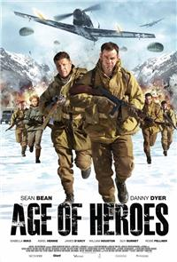 Age of Heroes (2011) 1080p Poster
