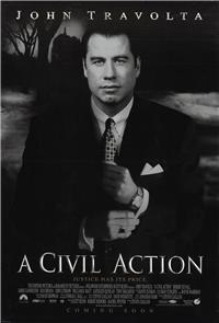 A Civil Action (1998) 1080p Poster