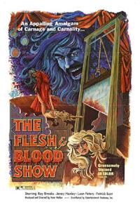 The Flesh and Blood Show (1972) 1080p Poster