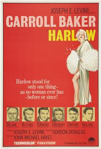 Harlow (1965) Poster