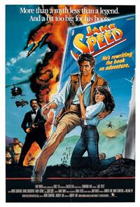 Jake Speed (1986) Poster
