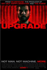 Upgrade (2018) 1080p Poster