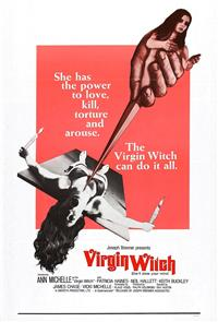 Virgin Witch (1972) Poster