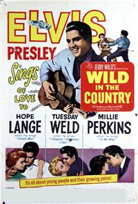 Wild in the Country (1961) 1080p poster