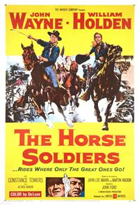 The Horse Soldiers (1959) Poster
