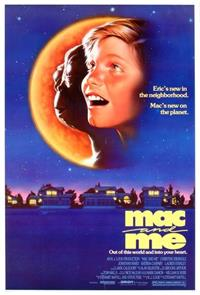 Mac and Me (1988) Poster