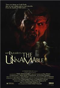 The Unnamable (1988) 1080p Poster
