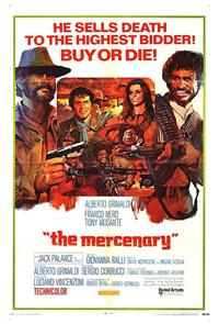 The Mercenary (1968) Poster
