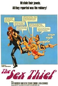 The Sex Thief (1973) 1080p poster